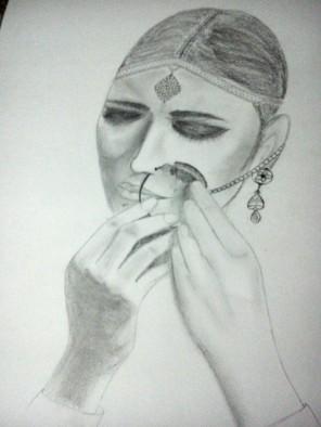 The Pensive Bride