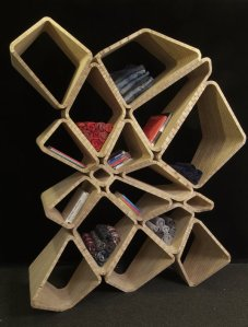 Interesting-Shelf-Design-in-Random-like-Cells-Position