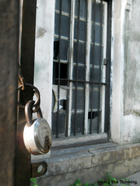 Closing window of opportunities or keeping you safe?